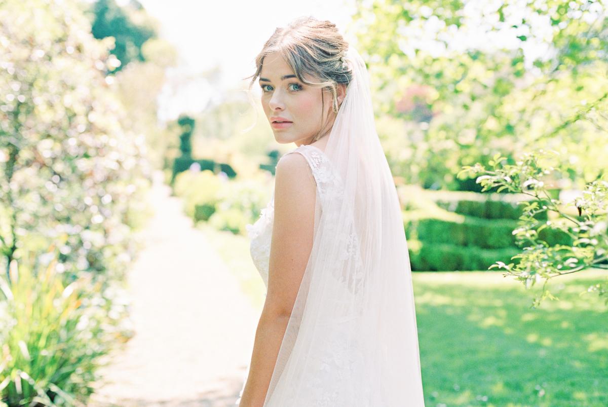 Mapperton Weddings   English Garden Wedding   Liz Baker Photography