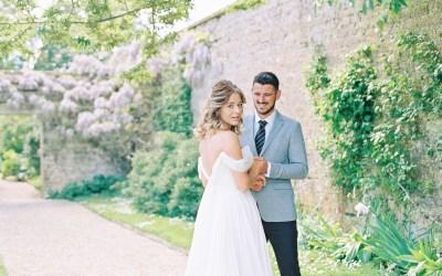 Quintessential English Mapperton Wedding
