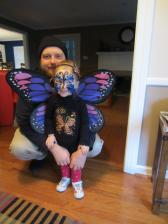 Chalupa and his little Benji the Butterfly (2012)