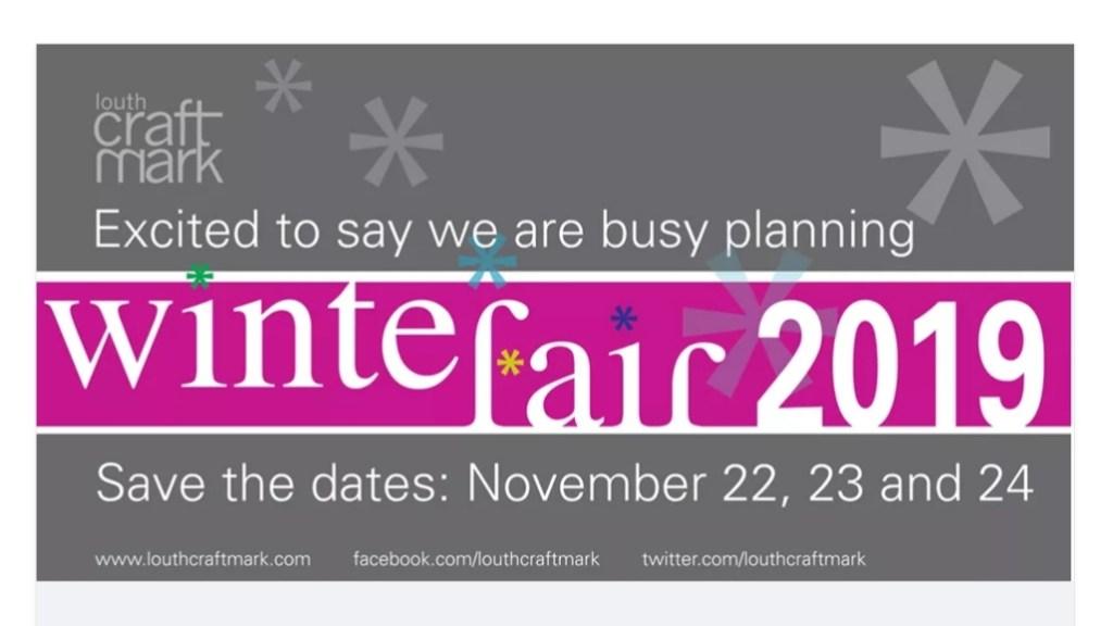 Louth Craftmark Winter Fair