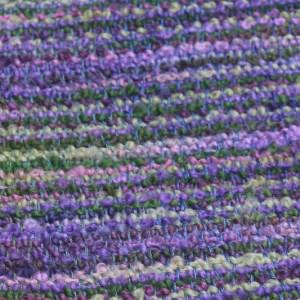 detail-irish-wool-scarf-waterlillies-lavender-dreams