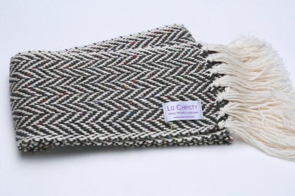 sklizinny-herringbone-irish-handwoven-scarf-millstone-fleck