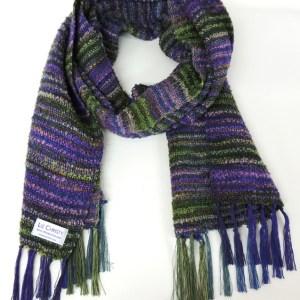 designer-irish-scarf-waterlillies-lavender-dreams
