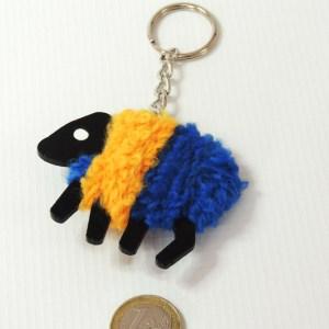 lizzyc-sheep-tipperary keyring