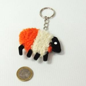 Armagh Sheep Keyring