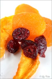 Mango, Apricot & Cranberries © Liz Collet