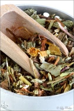 Getrocknete Löwenzahnblätter, Getrocknete Löwenzahnblüten, Naturheilkunde, Gesundheit aus der Natur, Natur