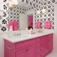 Banheiros estilizados