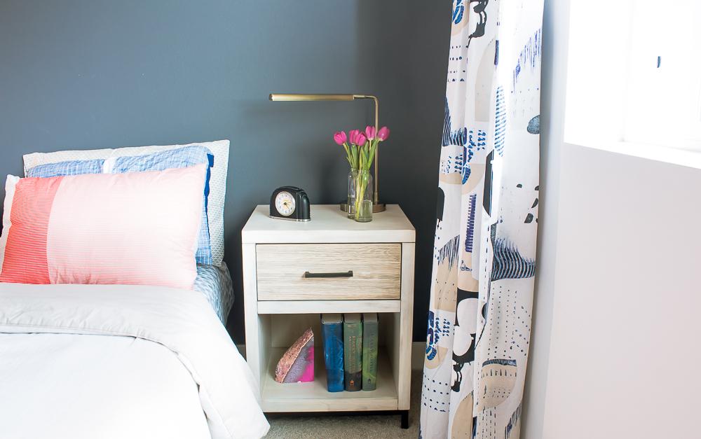 dayana 1 drawer bedroom nightstands
