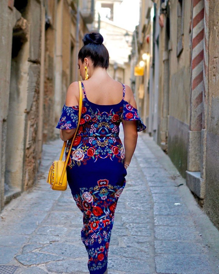 new dress, old streets