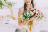 Beach Wedding, Bridal Bouquet Singapore, Rustic Wedding