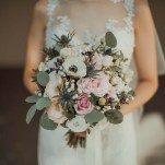 Pastel Bouquet, Bridal Bouquet Singapore, Rustic Wedding, Rustic Bouquet Singapore