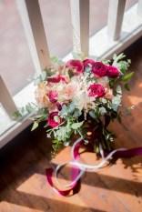 Lewin Terrace Burgundy Blush Solemnisation - Liz Florals 3