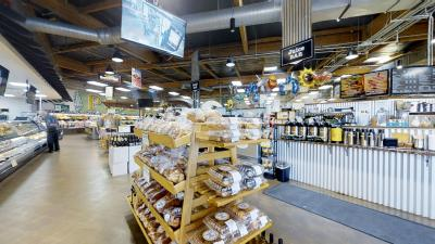 California Fresh Market Pismo Beach, CA 3D Model