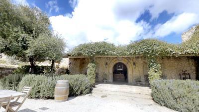 Sunstone Winery 3D Model
