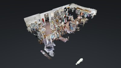 Cottage Hospital Foundation New To You 3D Model