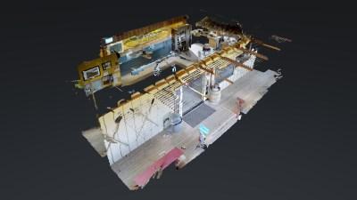 Kalyra Winery 3D Model