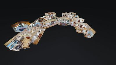 1105 Fredensborg Canyon Rd. Solvang, CA 3D Model