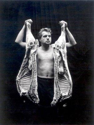 John Deakin, Francis Bacon. 1962