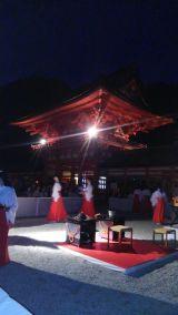 Miko (shrine maidens) doing their thing