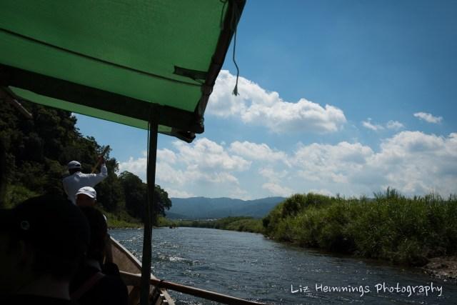 Hozogawu River Boat Ride Kyoto Japan August 2017-1718