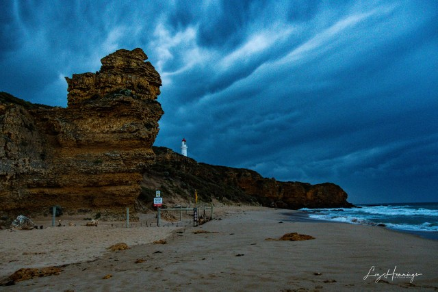 Aireys Inlet and Spit Point Light House