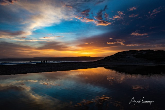 Aireys Inlet Sunset