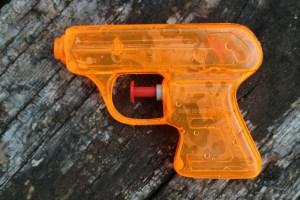 The Loaded Pistol