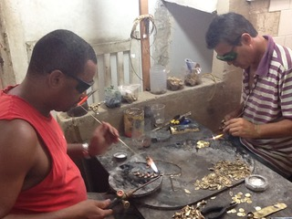 Jewellery In The Making