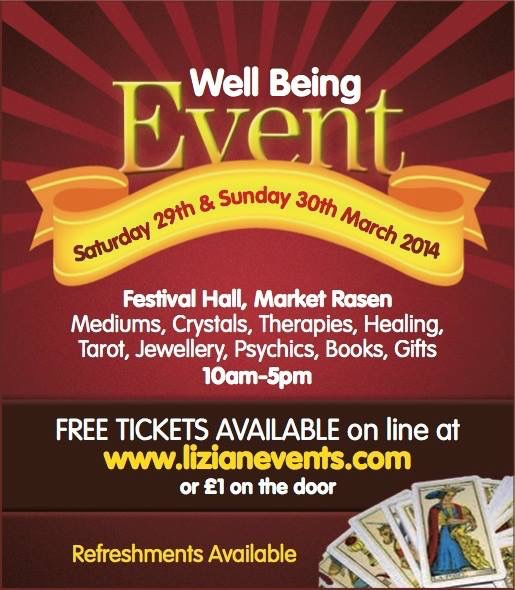 Original Well Being Event : LizianEvents : Lizian Events : Inspirational Well Being Show :