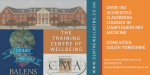 The Training Centre of Wellbeing Ltd