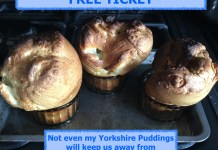 LizianEvents : Yorkshire Puds