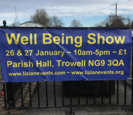 Nottingham One : LizianEvents : Lizian Events : Well Being : Well Being