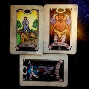 Simon Goodfellow's Spiritual Tarot Deck : LizianEvents : Lizian Events ; Well Being : LifeStyle