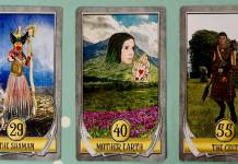 Three Card Spread : Lizian Events : Lizian Events