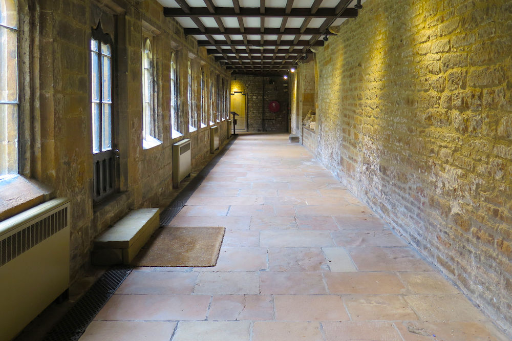 Cloisters. LizianEvents. Lizian Events. Well Being Show. Wellbeing