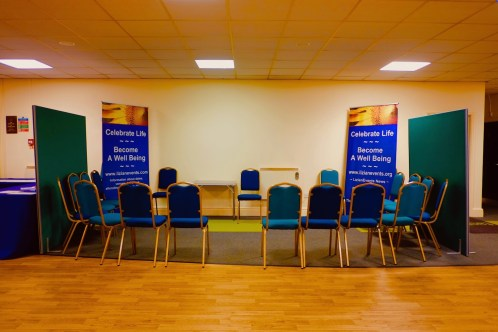 Open Talk Area: Newark MBS: LizianEvents Ltd