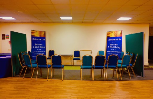 Open Talk Area: Newark MBS: LizianEvents Ltd