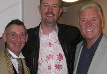 Colin Fry, Barrie John, Derek Acorah: LizianEvents: Lizian Events