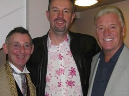 Colin Fry, Barrie John, Derek Acorah: LizianEvents: Lizian Events