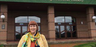 Liz Clark: Staffordshire Showground