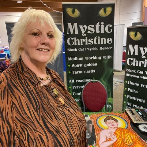 Mystic Christine: LizianEvents Ltd