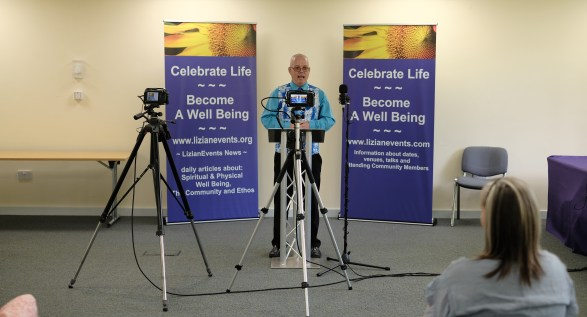 Rick Paul: LizianEvents Ltd: Live Stream: Blackmagic 4k BMPCC: