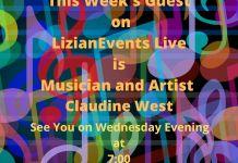 Claudine West: LizianEvents Ltd