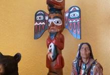 Alan Wood: Totem Pole: LizianEvents Ltd