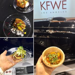Food Coma at KFWE by Liz in Los Angeles, Los Angeles Lifestyle Blogger
