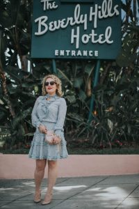 What to wear at The Beverly Hills Hotel