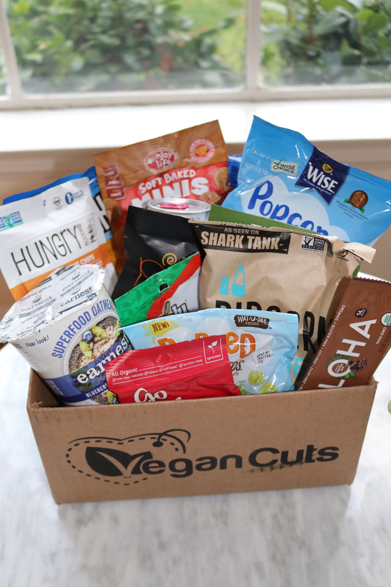 Vegan Snack Box