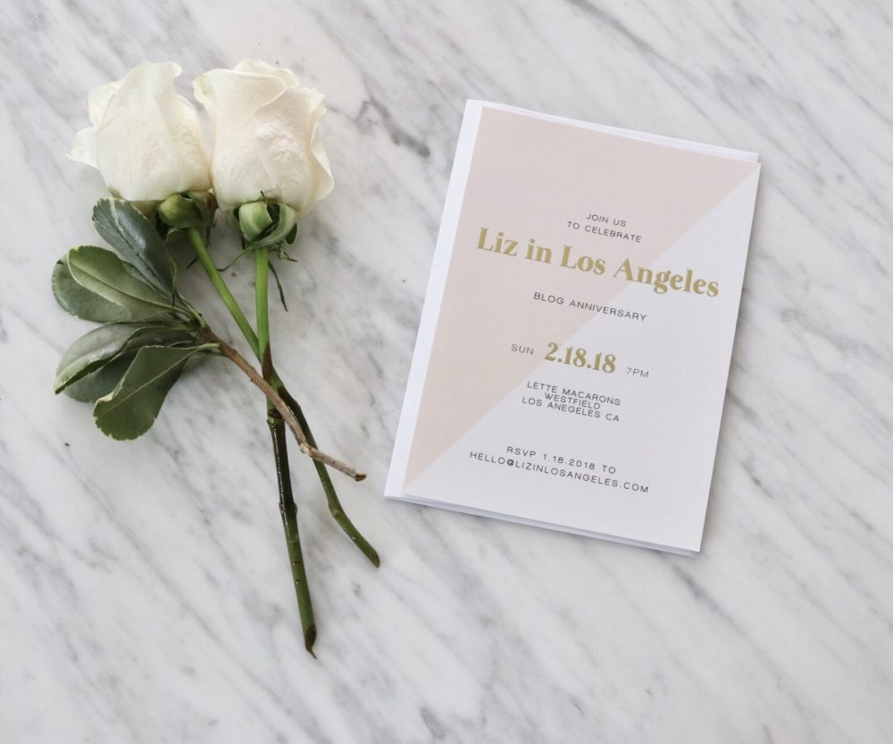 Party with Basic Invite by Liz in Los Angeles, Los Angeles Lifestyle Blogger
