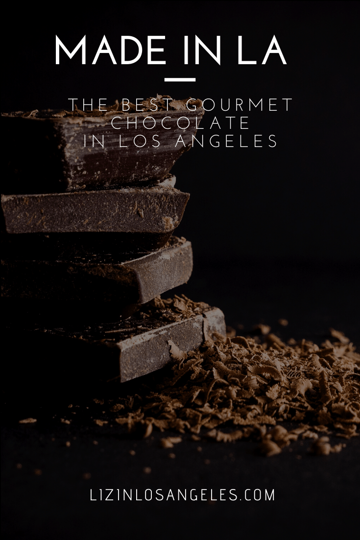 The Best Gourmet Chocolate in Los Angeles, a blog post by Liz in Los Angeles: an image of chocolate